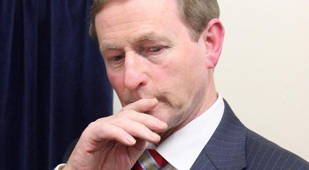Taoiseach Enda Kenny has warned ministers their jobs are on the line after revealing the Government has failed on two major commitments