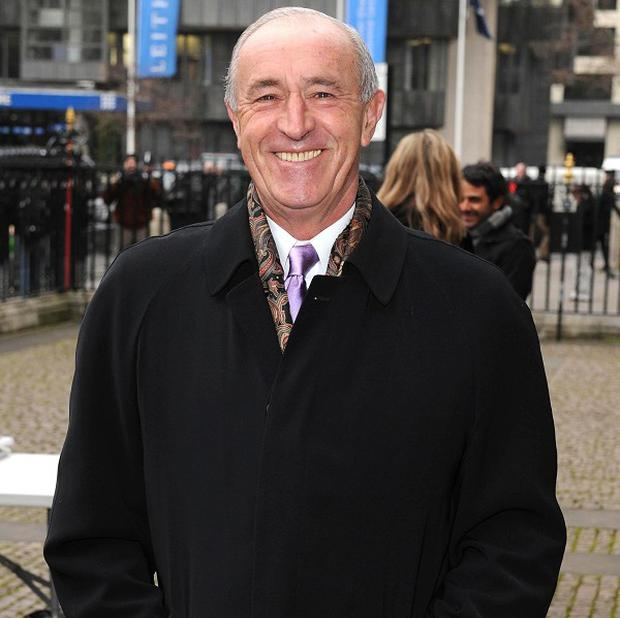 Len Goodman has denied he's asked for more cash