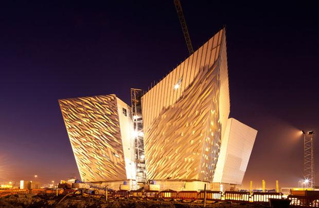 Buggy bar: Titanic Belfast