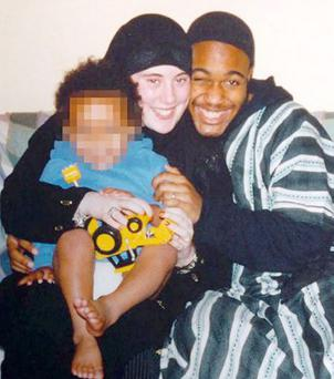 Married to a killer: Samantha Lewthwaite is the widow of July 7 bomber Jermaine Lindsay