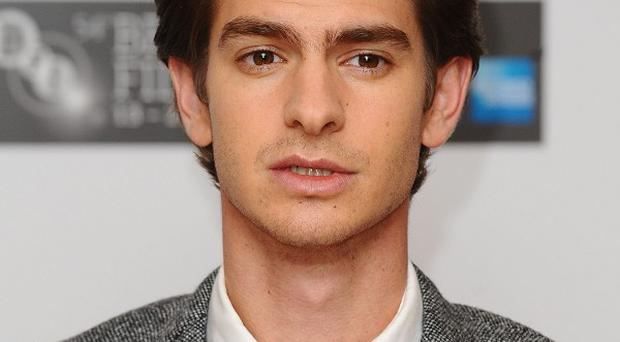 Andrew Garfield is taking on the iconic Spider-Man role