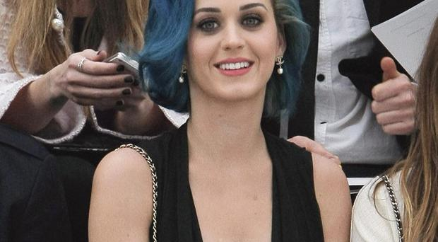 Katy Perry is in Paris for Fashion Week