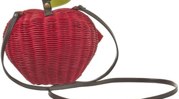 <b>2. Primark</b> This delicious woven apple bag is worth every one of the seven pounds it costs. Sweet and fun, it will bring cheer to a tired wardrobe. Looks great worn quirkily with a full-skirted dress. <b>Where:</b> primark.co.uk <b>How much:</b> £7