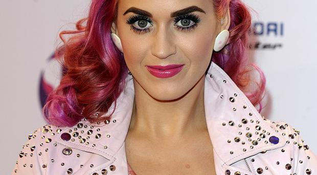 Katy Perry says she'll follow her heart on her next record