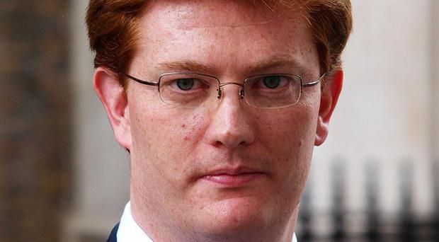 Danny Alexander described the proposed pension shake-up as a 'fair deal'