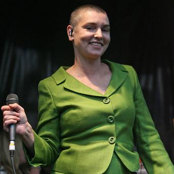 Sinead O'Connor is planning to keep quiet about her personal life in future