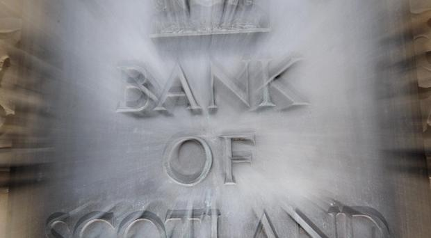 The corporate division of Bank of Scotland took too many risks from the start of 2006, the FSA said