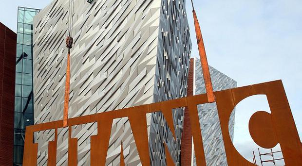 The opening of Titanic Belfast will be among the highlights of 2012 in Northern Ireland, the Commons has been told