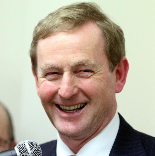 The Taoiseach is encouraging Irish people living abroad to bring jobs and investment back to Ireland