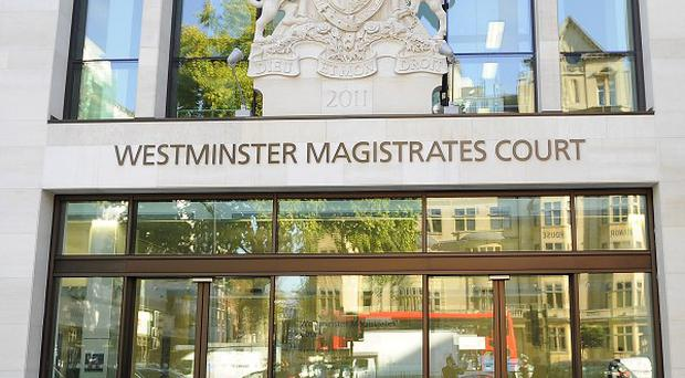 A man has apppeared at Westminster Magistrates Court accused of hacking into the website of the UK's biggest abortion provider