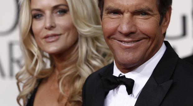Dennis Quaid and wife Kimberly are to divorce (AP/Matt Sayles)
