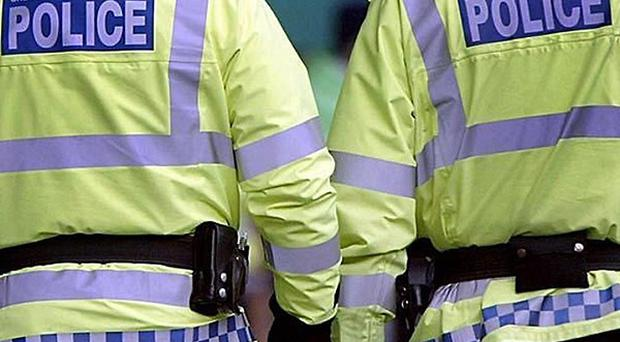 Figures suggest the number of 'first responder' police officers has dropped by 5,261 since the general election