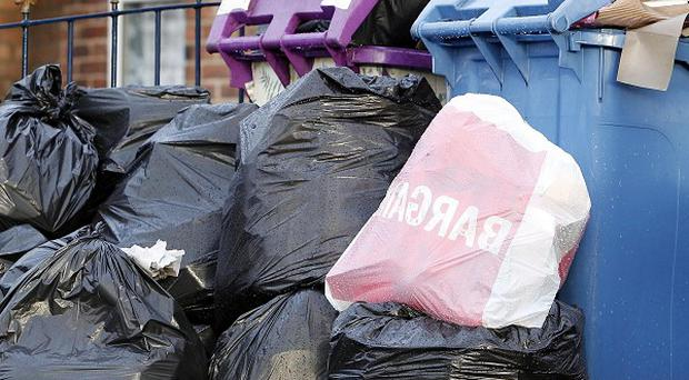 Local councils are ignoring a Government initiative designed to reintroduce weekly bin collections, a survey indicates