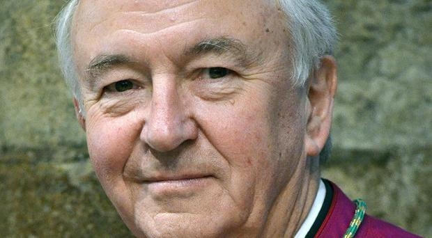 Archbishop Of Westminster Vincent Nicholls has urged Catholics to oppose same-sex marriages (Arthur Edwards/The Sun/PA)