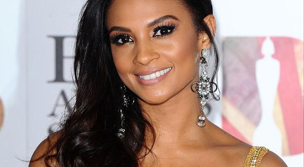 Alesha Dixon let slip that Britain's Got Talent will clash with BBC's The Voice