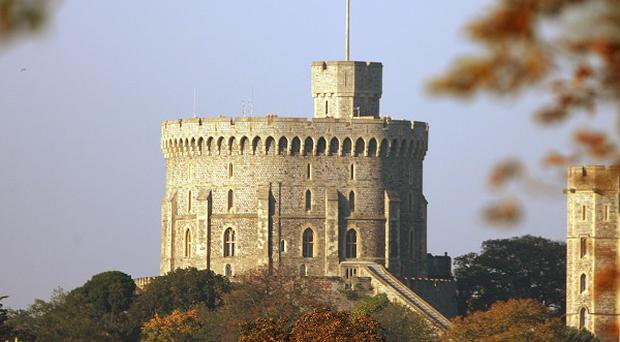 The Crown Prosecution Service has confirmed a man has been charged with trespassing at Windsor Castle
