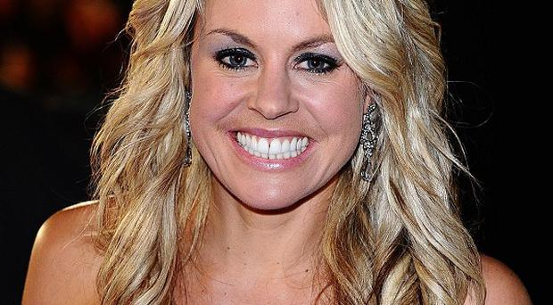 Chemmy Alcott was voted off Dancing On Ice