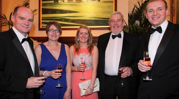 Paul Montgomery; Lynn Montgomery; Mary Whinney; Charles Richards (Calor Gas) & Richard Murphy (McGrigors LLP)