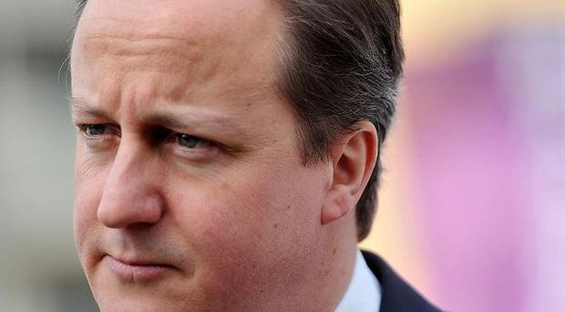 David Cameron's said Britain must 'stick to the plan' in Afghanistan