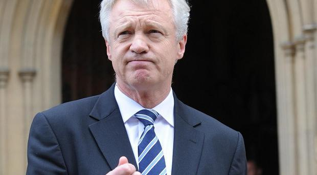 Tory MP and former shadow home secretary David Davis said sharing data with the US was 'as much in their interests as in ours'