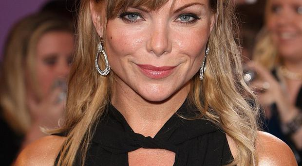 Samantha Womack is heading for the hot seat on Who Wants To Be A Millionaire?