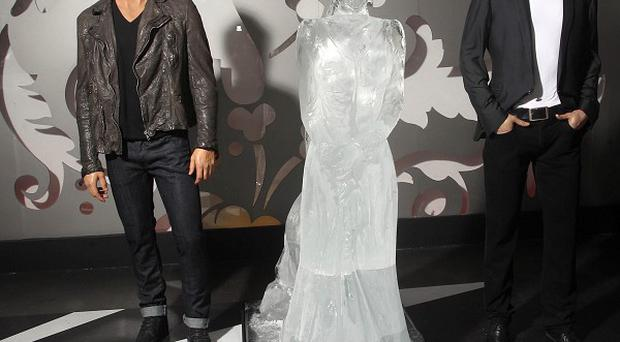 An icy Bella Swan has joined other Twilight characters at Madame Tussauds