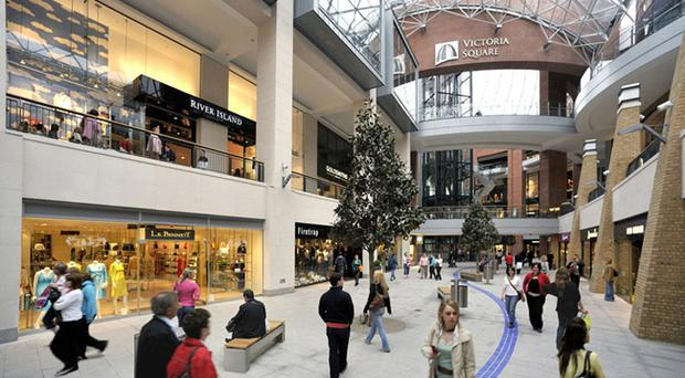 New outlet: SuperGroup has chosen Victoria Square