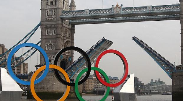 The London Olympics is helping the jobs market, Manpower's managing director said