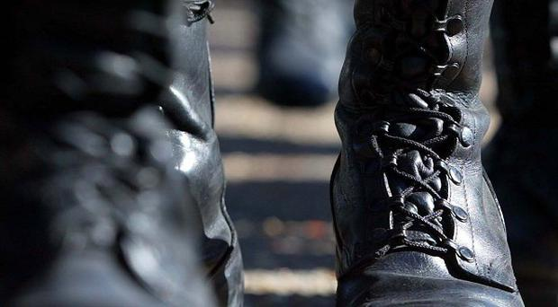 The armed forces are looking to recruit from Northern Ireland