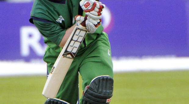 Paul Stirling has been hailed by Phil Simmons