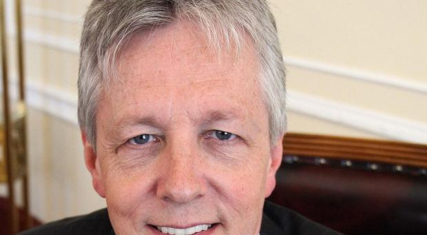 First Minister Peter Robinson said the Programme for Government would help the Assembly tackle 'everyday problems'