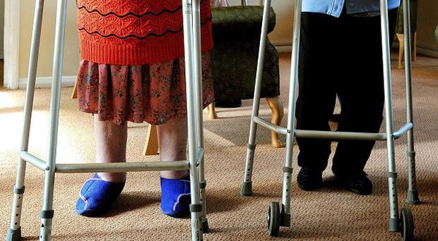 More than a quarter of care home nurses feel they do not have adequate supplies, the Royal College of Nursing said