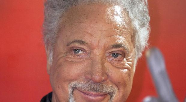 Sir Tom Jones said he did not sign up to do The Voice until he knew his fellow judges were musicians too
