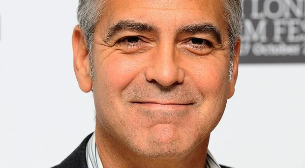 George Clooney made a dangerous crossing into Sudan's Nuba Mountains