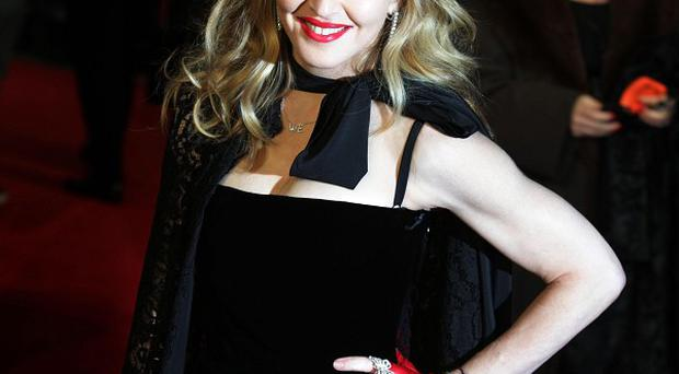 Madonna is anxious about her tour