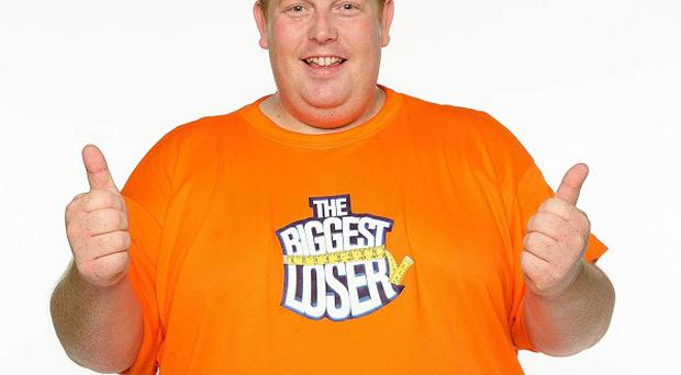 Kevin McLernon lost almost 13 stone to become The Biggest Loser