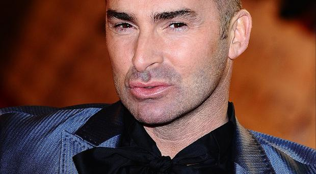 Louie Spence is having a go at being a wedding planner