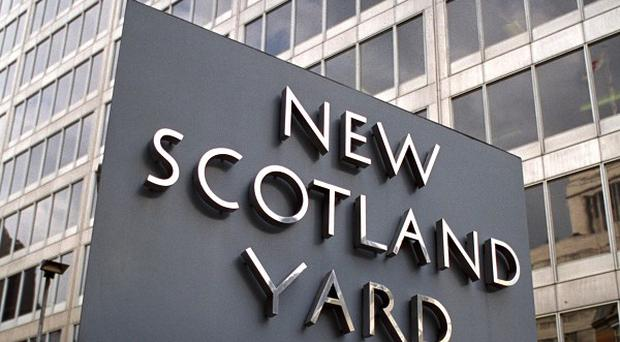 Six people have been bailed after dawn raids by detectives investigating phone hacking, Scotland Yard said