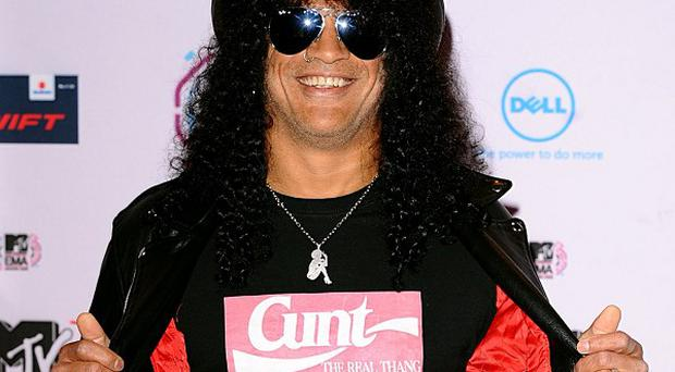 Slash doesn't plan to meet up with Guns N Roses at the Rock Hall of Fame