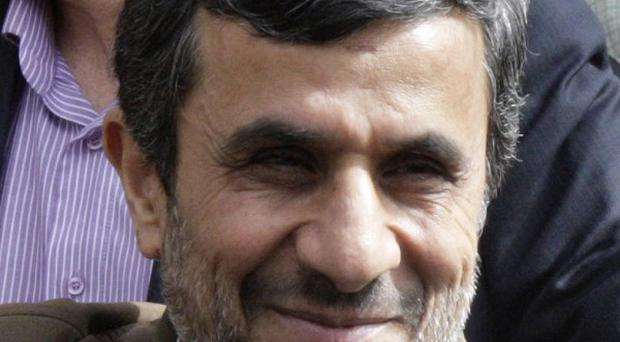 Mahmoud Ahmadinejad is the first president to be hauled before the Iranian parliament