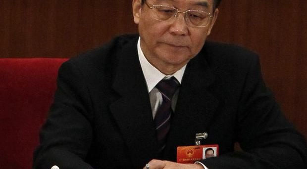 Chinese premier Wen Jiabao has warned the country needs to tackle political reforms (AP)