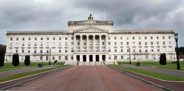 Stormont parties are all against cutting office costs