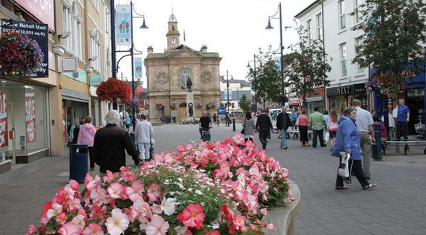 Coleraine lost out on being awarded city status