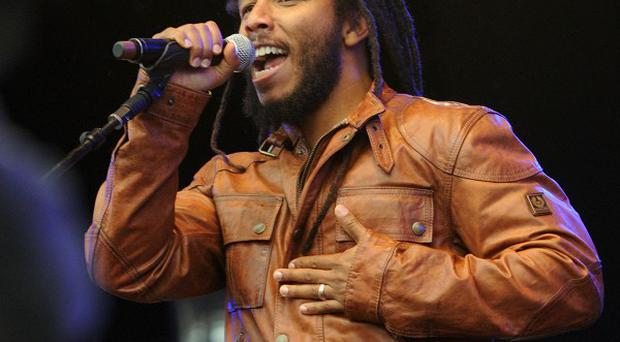 Ziggy Marley was an executive producer on the film