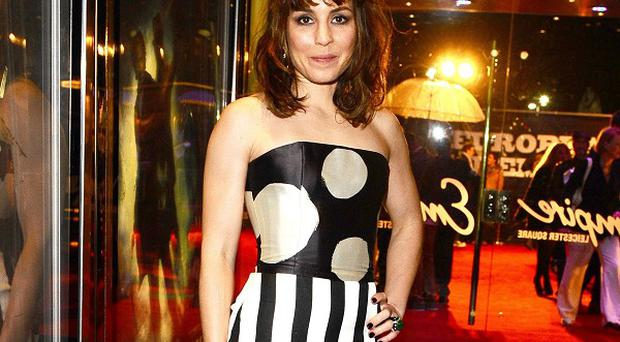 Noomi Rapace might star in The Last Days Of American Crime