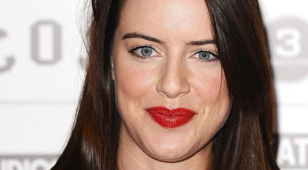Michelle Ryan is keeping her eyes open for good comedy roles