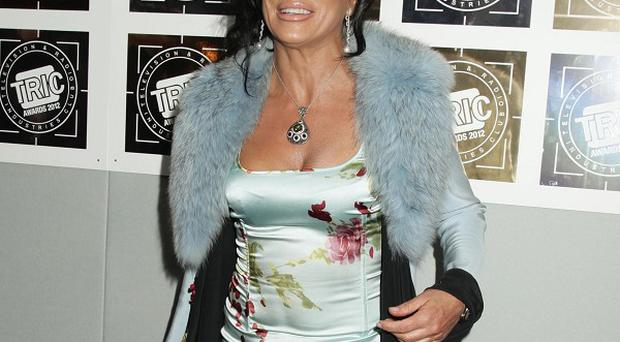 Nancy Dell'Olio hinted that she will be involved in the next series of Strictly