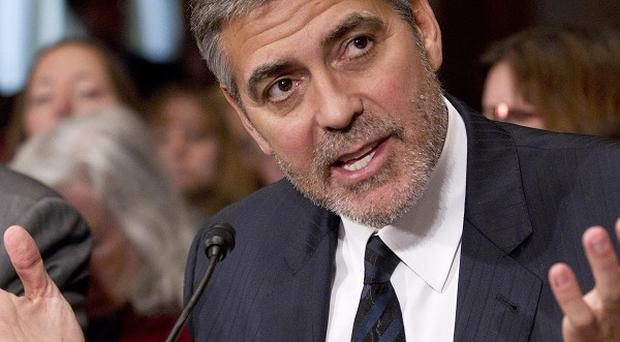 George Clooney has made a YouTube video highlighting civilian attacks in Sudan