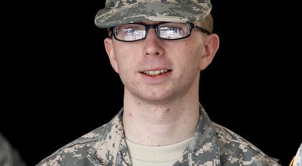Private Bradley Manning is charged with leaking classified information (AP)
