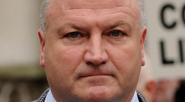 RMT general secretary Bob Crow said members will defend their pensions 'to the hilt'